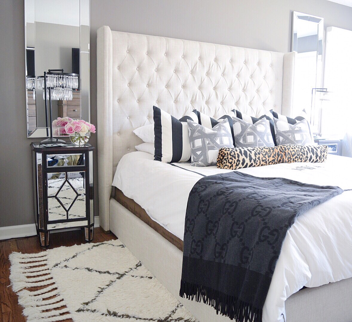 Beau Have You Ever Wanted To Make A Change To Your Bedroom By Updating A Single  Piece? I Think That Getting A New Headboard Is The Perfect Way, Especially  If You ...